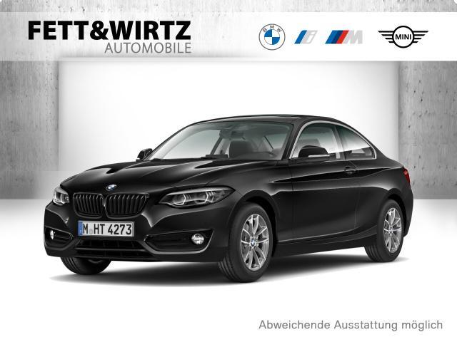 BMW 230i Coupe Sport Line HK GSD NaviProf., Jahr 2020, Benzin