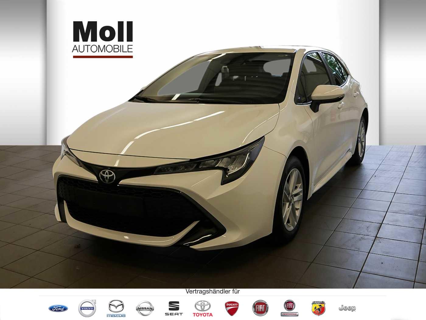 Toyota Corolla 5trg 1.2 Turbo Comfort Neues Modell 2019, Jahr 2019, Benzin