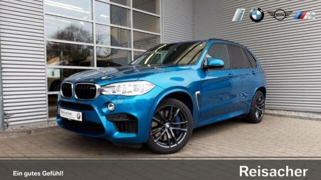 BMW X5 M A Standhz,TV,DAB,HUD,Pano,h&k,Fo.-Entertain, Jahr 2018, petrol