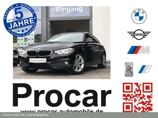 BMW 420 Gran Coupe xDrive D Aut. Klimaaut. 17''LM PDC, Jahr 2016, Diesel