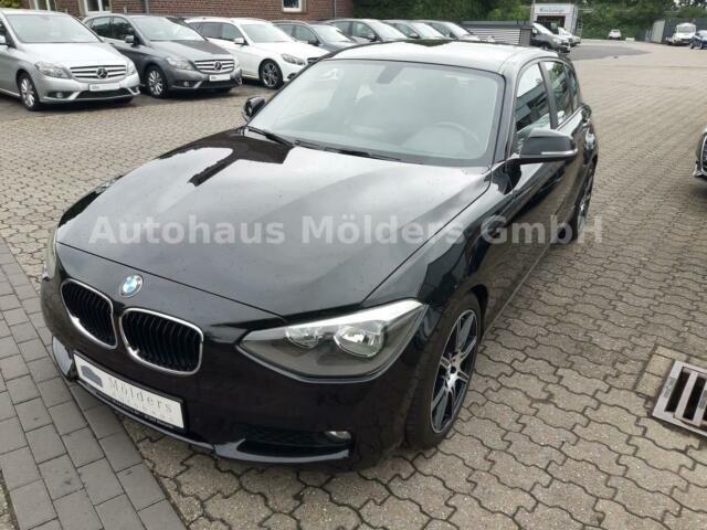 BMW 116 D *Garantie*AHK*Alu*137 mtl., Jahr 2012, Diesel