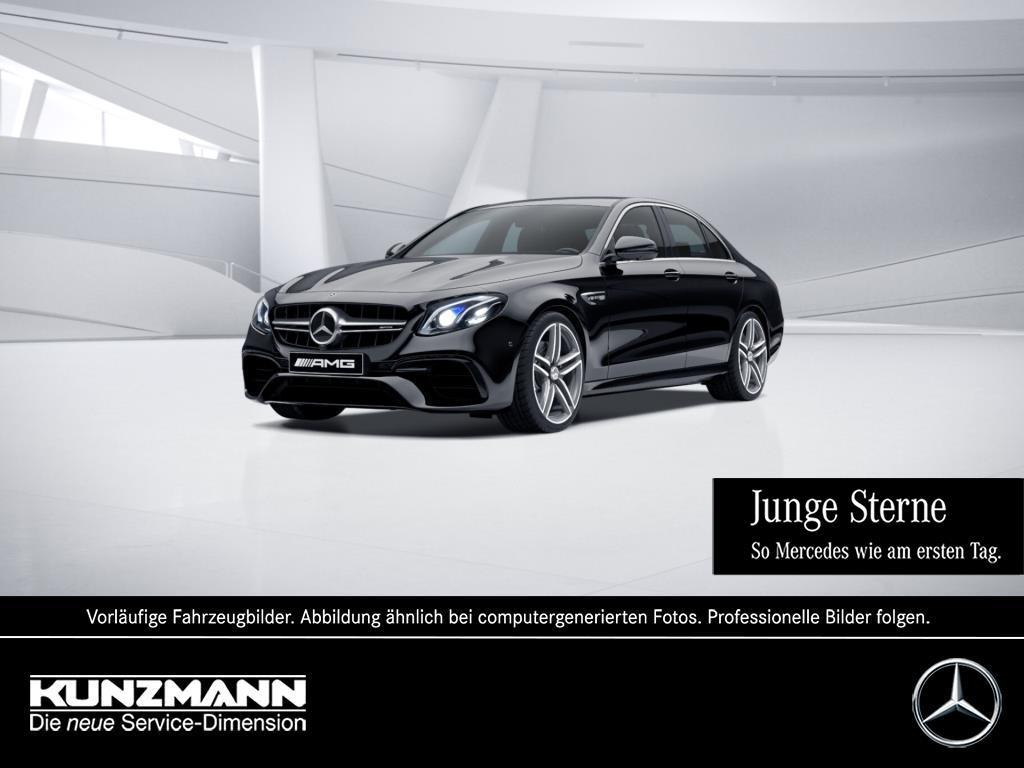 Mercedes-Benz E 63 AMG 4M+ Comand LED Distronic+ HeadUp 360°K, Jahr 2018, Benzin
