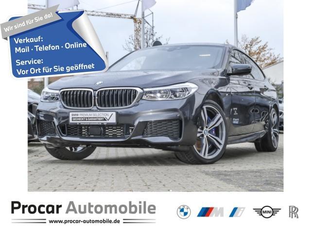 BMW 630 Gran Turismo GT xDrive M Sport HuD HiFi Adapt. LED DA+, Jahr 2019, Diesel