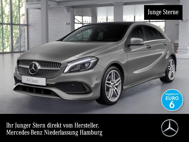 Mercedes-Benz A 220 T 4M AMG Stdhzg Pano Distr. LED Kamera Navi, Jahr 2017, Benzin
