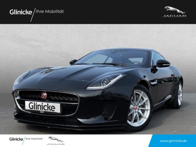 Jaguar F-Type Coupe P300 EU6d-T Leder Navi Xenon Keyless ACC Rückfahrkam. Panorama PDCv+h LED-hinten, Jahr 2019, Benzin