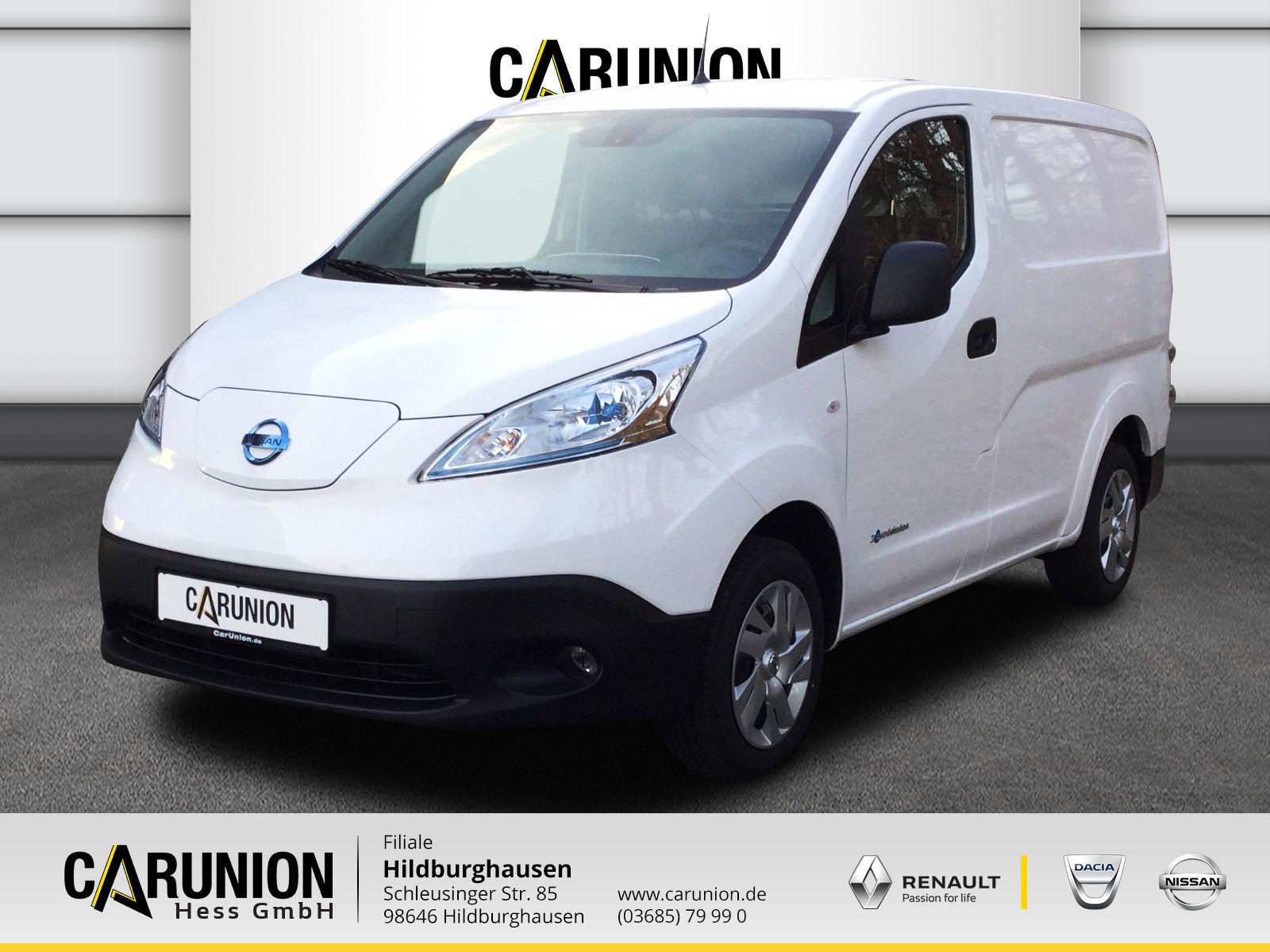 Nissan e-NV200 (ME1) Premium Winter 40kWh, Jahr 2020, Elektro