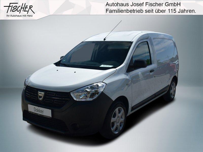 Dacia Dokker Express SCe 100 LPG Essential, Jahr 2018, Benzin