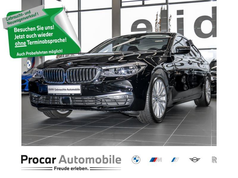 BMW 630d xDrive Gran Turismo Head-Up DA+ Soft-Close, Jahr 2018, Diesel