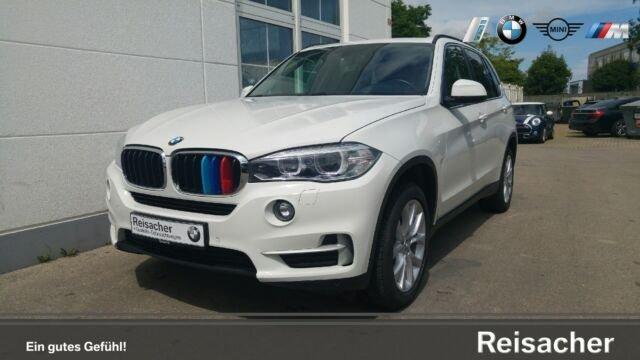 BMW X5 xDrive 25d A AHK,Xe,Leder,Autom,SH,PDC, Jahr 2014, Diesel