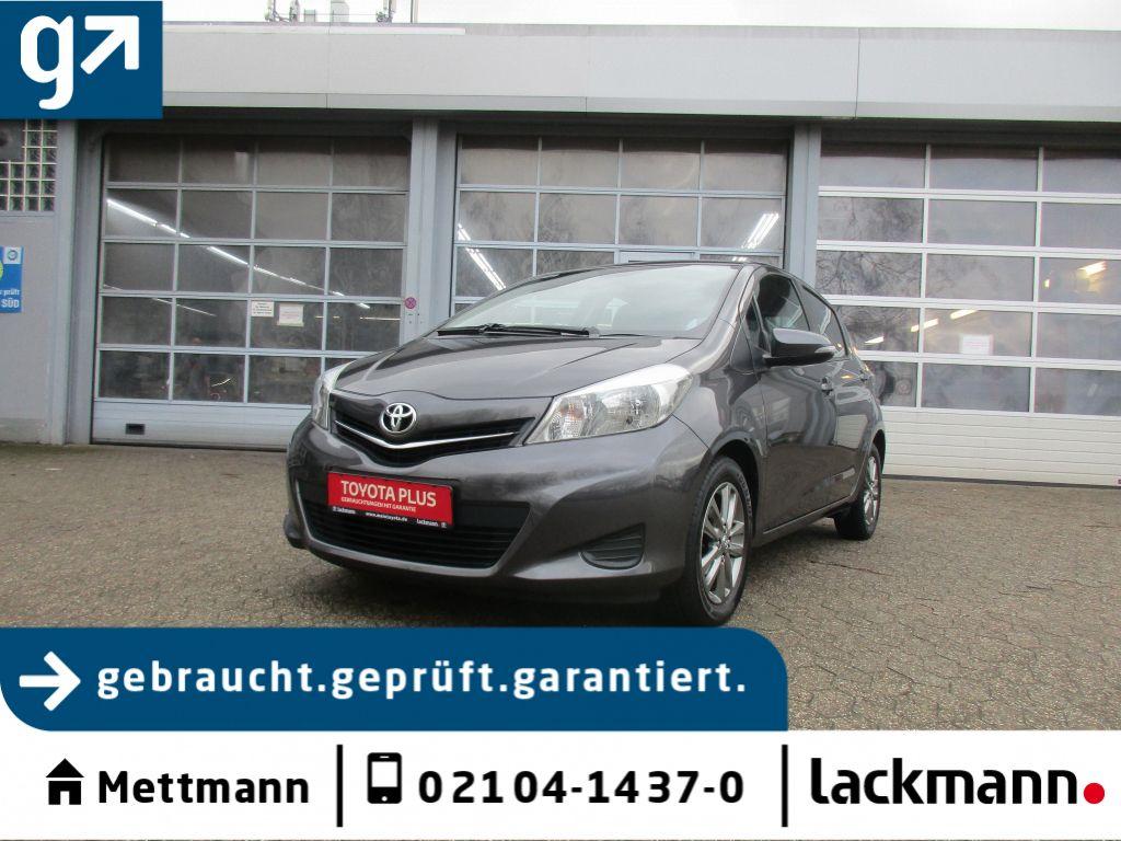 Toyota Yaris 1.0 VVT-i Edition*KLIMA*, Jahr 2014, Benzin