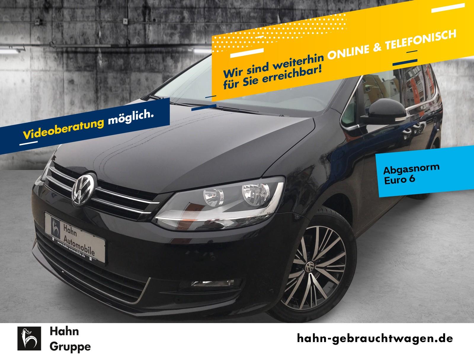 Volkswagen Sharan Allstar 1.4TSI 7-Sitzer Navi Sitzh Einpark, Jahr 2016, Benzin