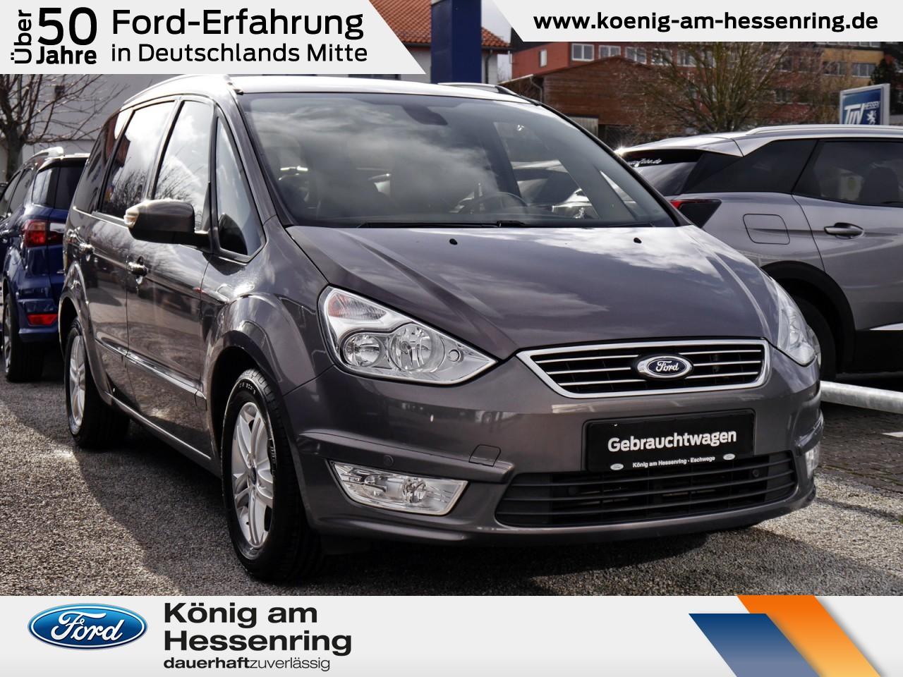 Ford Galaxy Champion 2.0 TDCi NAV+AHK+Tempomat+Sitzhz, Jahr 2012, Diesel