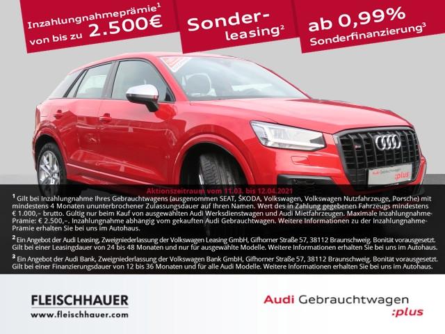 Audi SQ2 2.0 TFSI quattro Klimaaut. Navi LED Scheinw., Jahr 2020, Benzin