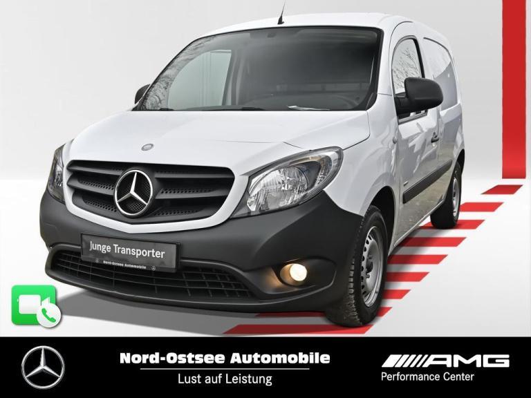 Mercedes-Benz Citan 108 lang Kastenwagen Radio 180 Grad Türen, Jahr 2017, Diesel