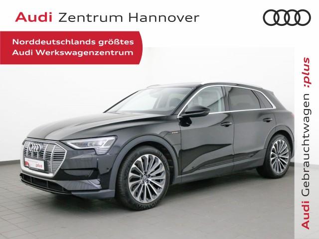 Audi E-TRON 50 qu. Matrix, AHK, virtual, Alcaut., ACC, DAB, Jahr 2020, Elektro