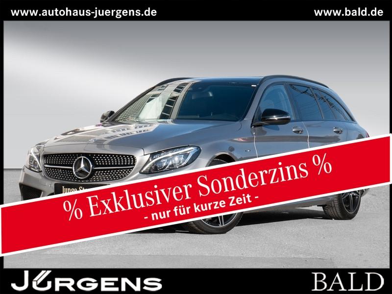 Mercedes-Benz C 450 AMG 4M T Comand/Pano/Burm/Memo/Night/19', Jahr 2016, Benzin