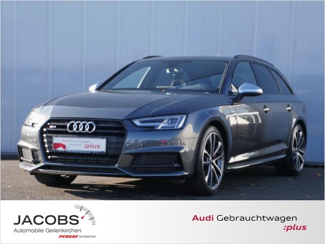 Audi S4 Avant 3.0 TFSI quattro Audi connect, Einparkhil, Jahr 2017, Benzin