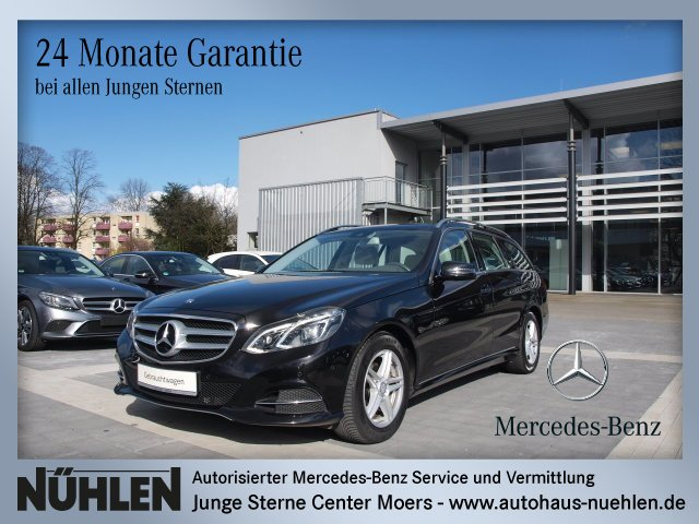 Mercedes-Benz E 220 CDI T-Modell Avantgarde+LED+Navi+Sitzhzg., Jahr 2014, Diesel