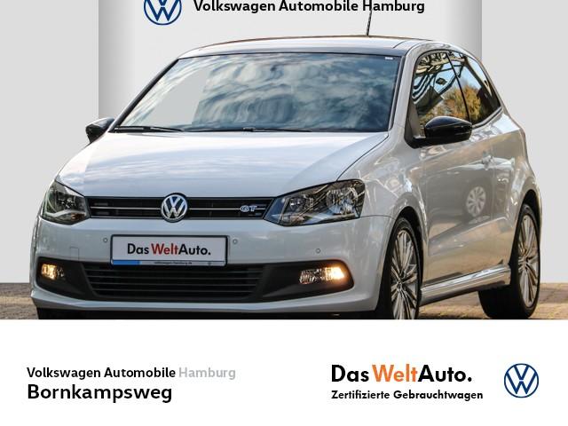 Volkswagen Polo 1,4 TSI BlueGT,KLIMA,PANO,PDC, Jahr 2017, Benzin