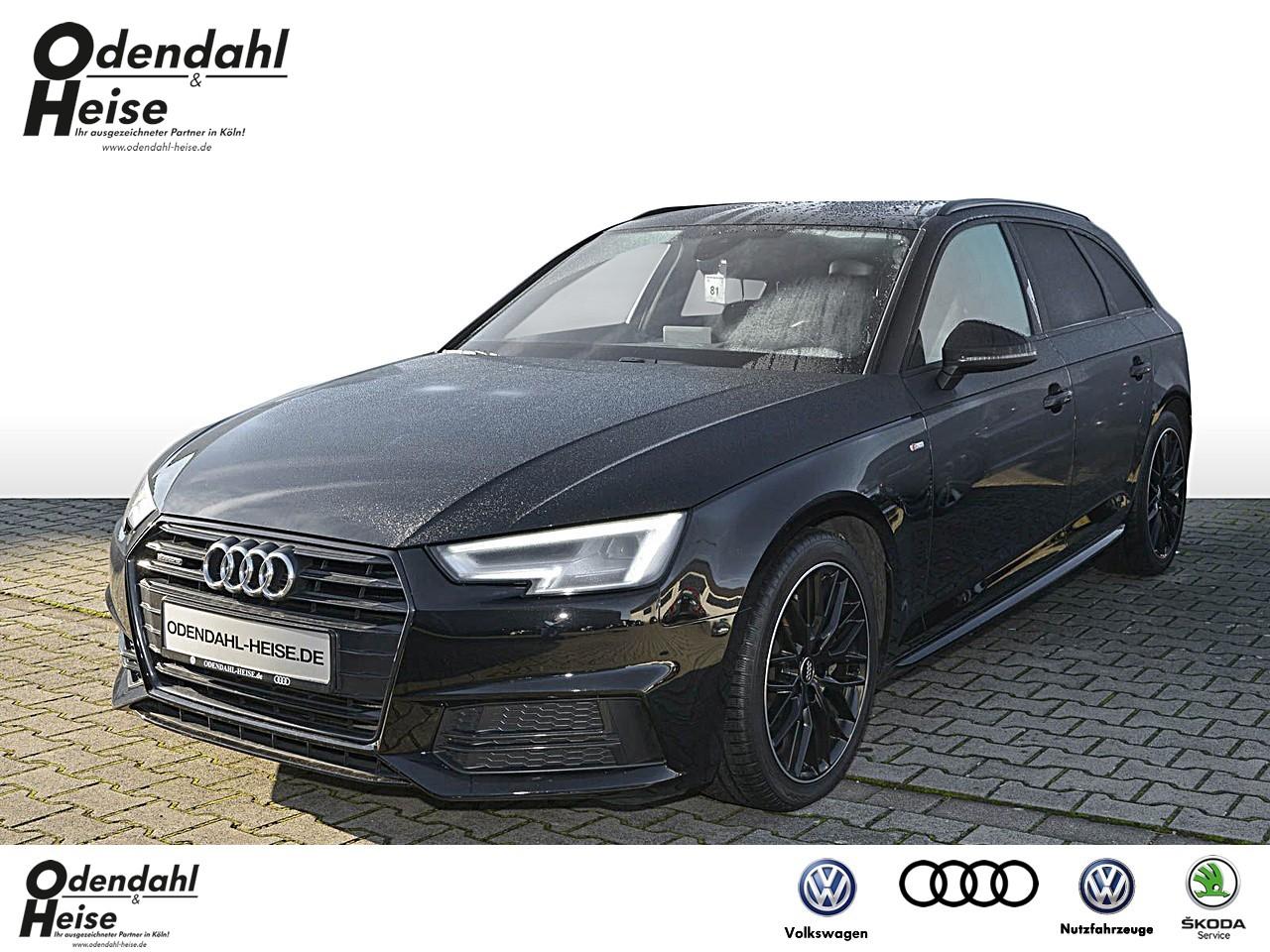 Audi A4 Avant sport 3.0 TDI quattro S tronic EU6, Jahr 2018, Diesel