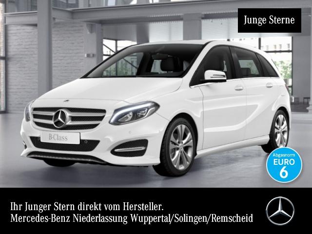 Mercedes-Benz B 180 Edition B Urban LED AHK Navi Laderaump Sitzh, Jahr 2017, Benzin