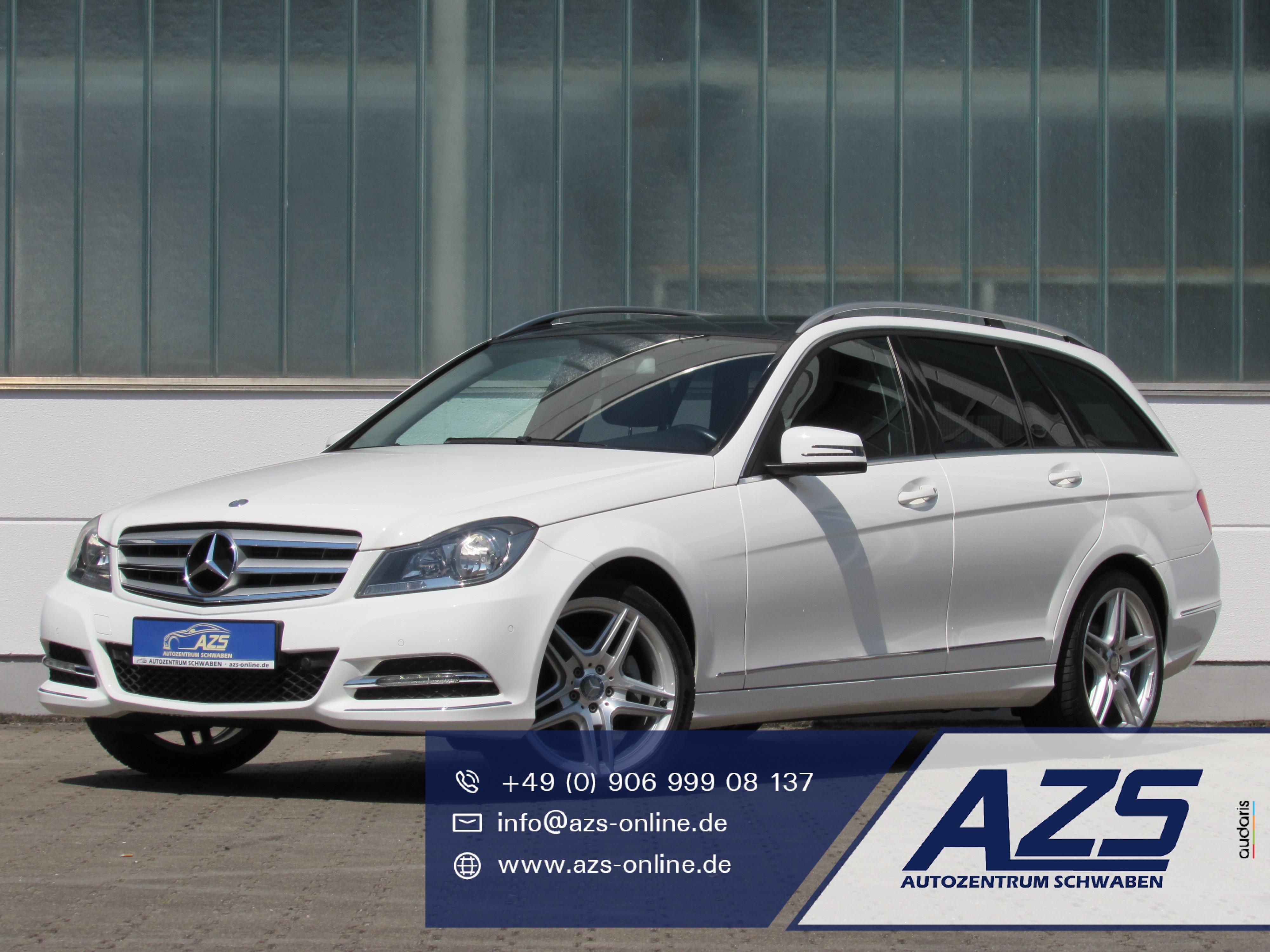 Mercedes-Benz C 200 CDI | Pano | Navi | Parkhilfe | 1,99% |, Jahr 2013, Diesel