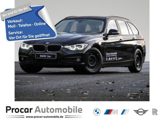 BMW 320d Touring Advantage Aut. Navi Business PDC LM, Jahr 2019, Diesel
