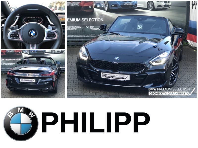 BMW Z4 M40i Akt.Geschw.HUD h&k PA Shz DAB Live Prof., Jahr 2019, Benzin