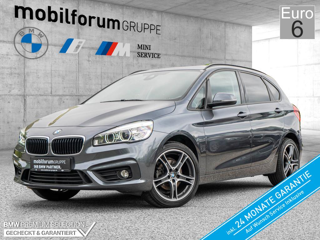 BMW 218d Active Tourer, Jahr 2016, Diesel