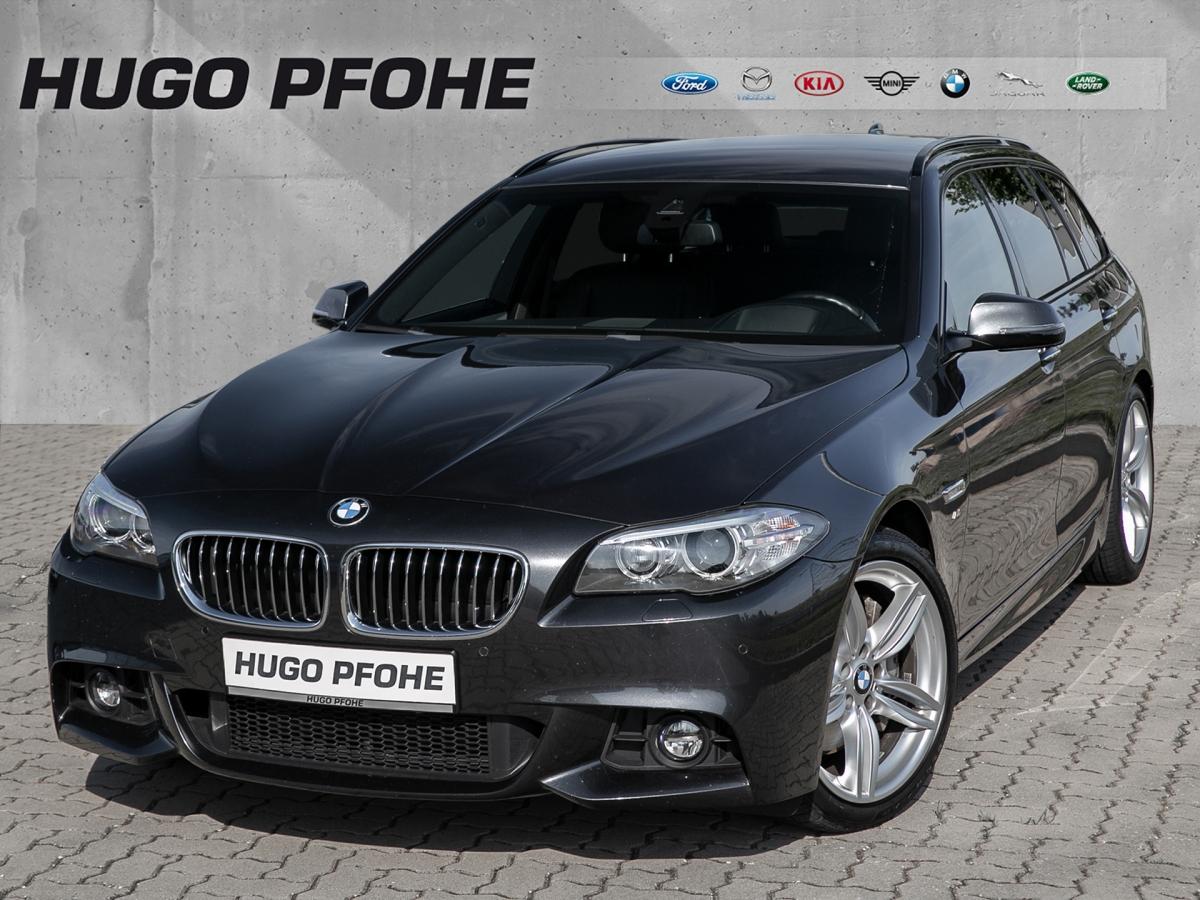 BMW 530d Touring Sport-Aut./ M-Sport / Navi / HUD, Jahr 2014, Diesel