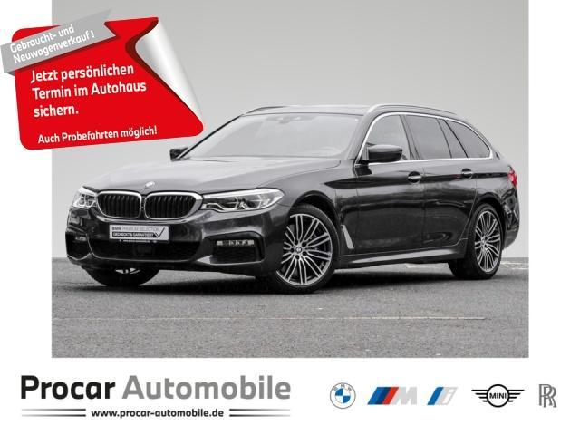 BMW 540d xDrive 540XD MSPORT+HEADUP+BOW&WILK+PANO+NAVI+ADAPT.LED, Jahr 2018, Diesel