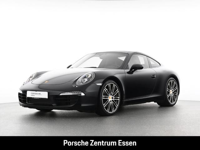 Porsche 991 911 Carrera Black Edition SportabGasanlage vo.&hi. LED-Hauptscheinwerfer Rückfahrkamera, Jahr 2015, Benzin