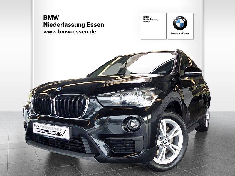 BMW X1 xDrive20d, Jahr 2017, Diesel