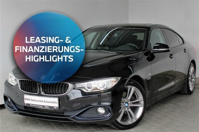 BMW 420 Gran Coupe D Sport Line Navi Business Xenon, Jahr 2017, Diesel