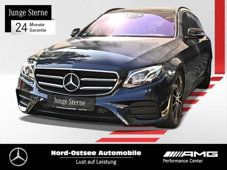Mercedes-Benz E 200 T AMG Night Pano Widescreen Head-Up LED, Jahr 2020, Benzin