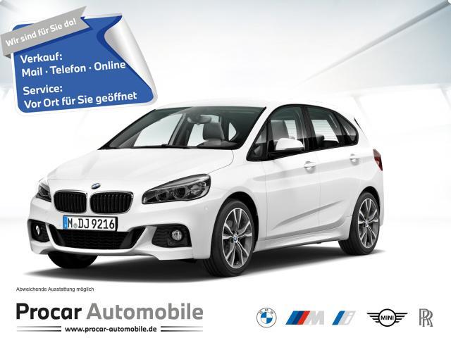 BMW 220 Active Tourer xDrive M-Pak 18'' Aut AHK Nav+, Jahr 2018, Diesel