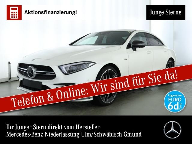 Mercedes-Benz CLS 53 AMG Cp. 4M Carbon WideScreen 360°, Jahr 2019, Benzin