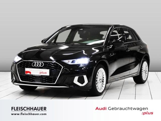 Audi A3 Sportback 35 TFSI advanced Navi+LED+VC+PDC+connect+ACC+17, Jahr 2020, Benzin