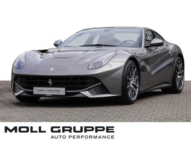 Ferrari F12 Historical Grigio Ferro, TDF Felgen, Lifting, Jahr 2017, Benzin
