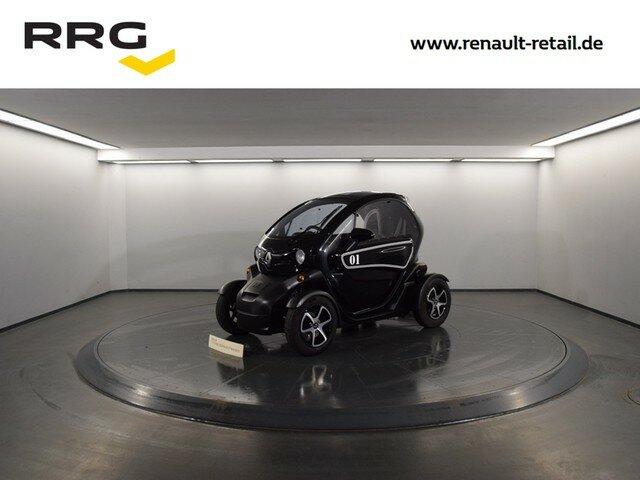 Renault TWIZY BLACK SPORT EDITION BESONDERE SEITENSCHE, Jahr 2018, Elektro