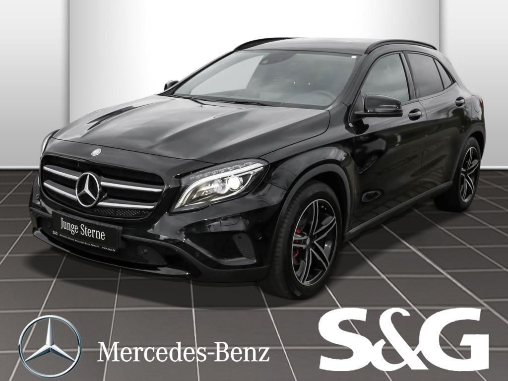 Mercedes-Benz GLA 200 Urban Memory/Leder/Navi/Xenon/AHK/Parkle, Jahr 2014, Benzin