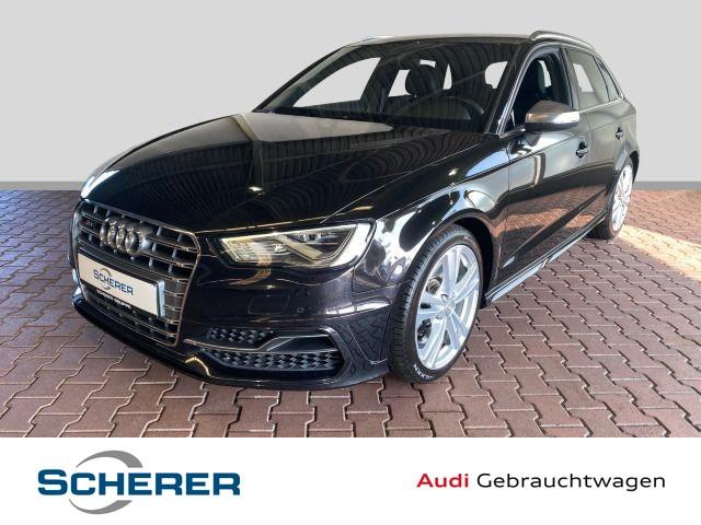 Audi S3 Sportback 2.0 TFSI, S-TRONIC, LED, PDC, SHZ, SRA, Jahr 2016, Benzin