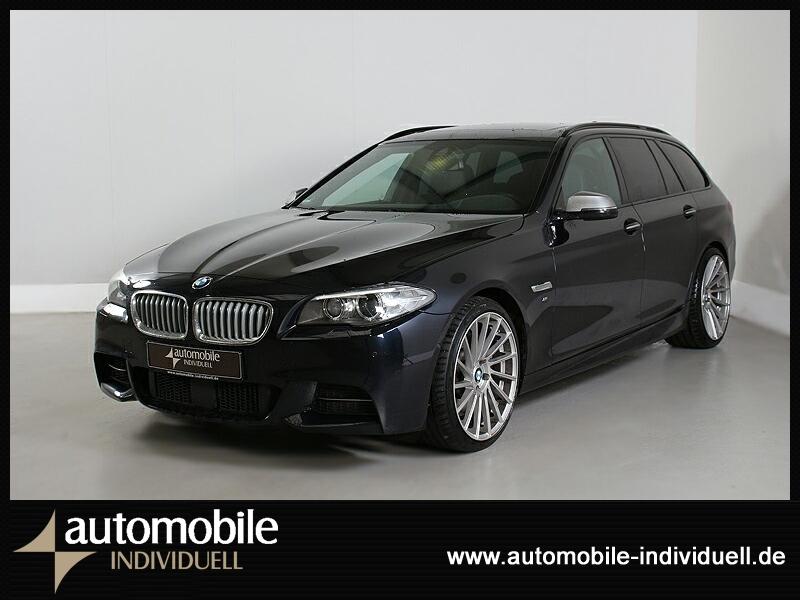 BMW M550d Aut. xDrive M Sportpaket Xen HuD ACC Stand, Jahr 2015, Diesel