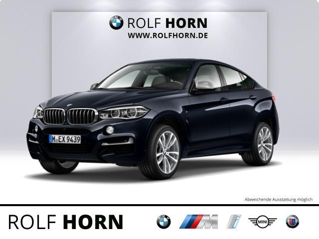 BMW X6 M50d M Sportpaket Navi H&K Leder HUD Glasdach, Jahr 2015, Diesel