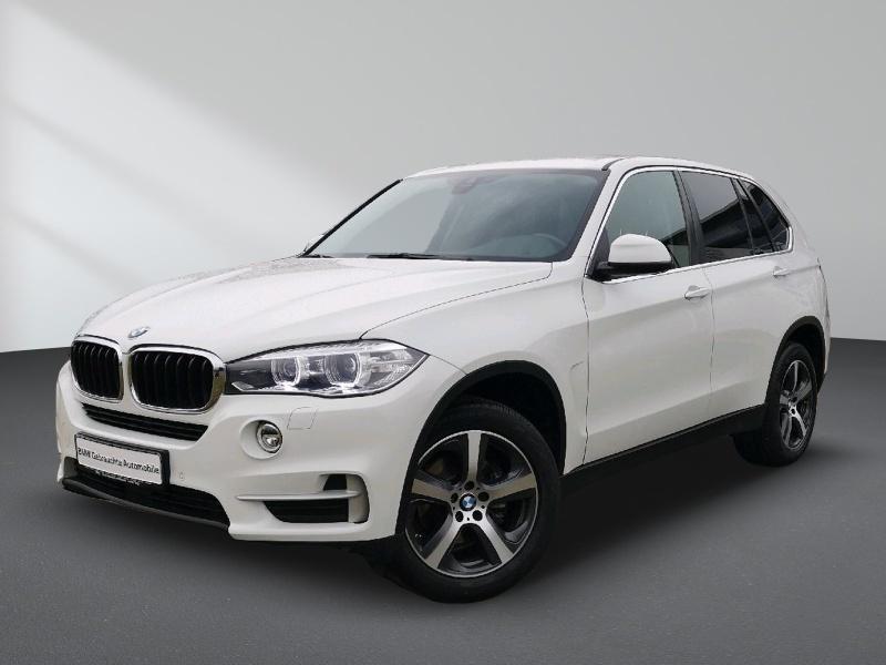 BMW X5 xDrive25d Navi Prof. Klimaaut. AHK Xenon PDC Harman Kardon Rückfahrkamera D, Jahr 2016, Diesel