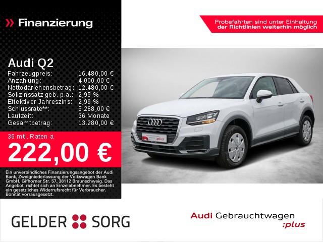 Audi Q2 1.0 TFSI Privacy*EPH*HoldAssist*, Jahr 2017, Benzin