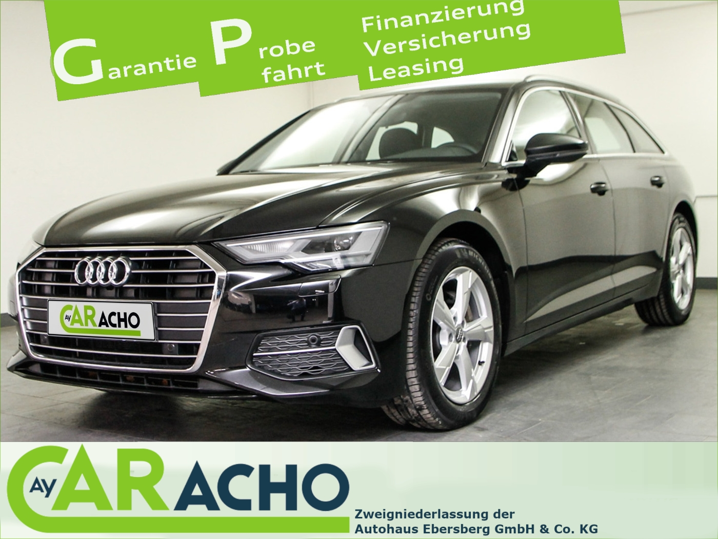 Audi A6 Avant sport 35 TDI 5JGar Assist VirtCo Memory, Jahr 2020, Diesel