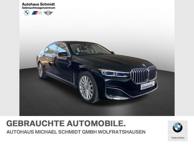 BMW 730d Ld Massage*Sitzbelüftung*Standheizung*Laser*, Jahr 2020, Diesel