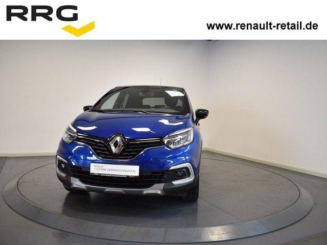 Renault CAPTUR 1.3 TCe 150 VERSION S Navi, Klimaautomati, Jahr 2019, Benzin