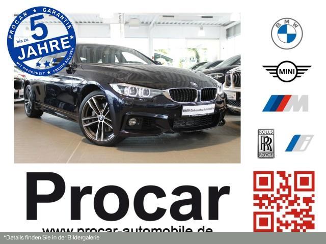 BMW 435 Gran Coupe xDrive D MSport NaviProf AHK HuD, Jahr 2017, Diesel